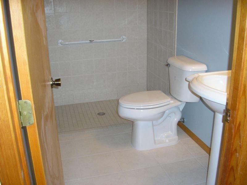 Barrier Free Bathrooms Olympus Digital Camera