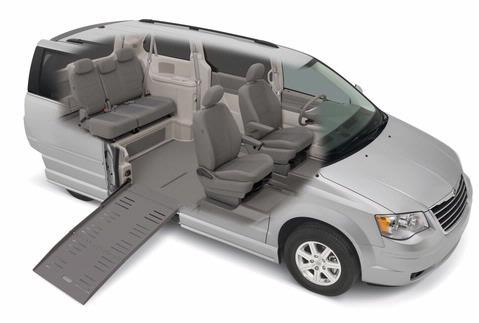 Wheelchair Accessible Vans >> Wheelchair Accessible Van Rentals