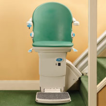 Sterling 1000 Straight Stairlift