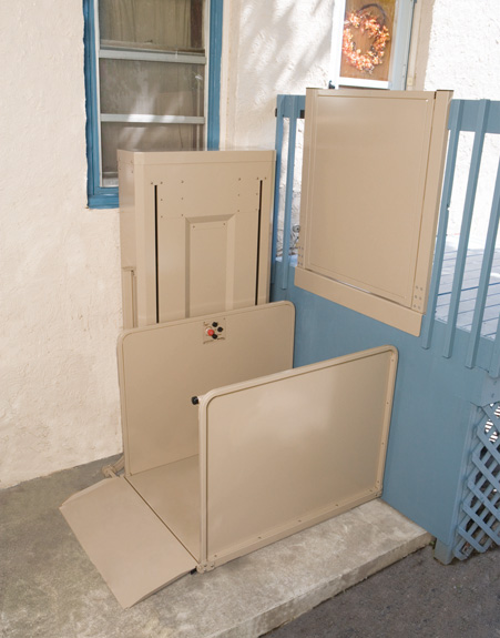 Wheelchair Lift Bruno Vpl