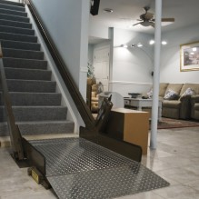 Butler Mobility Incline Platform Lift