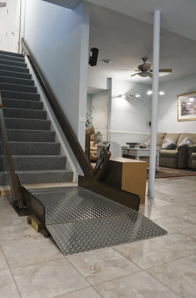 Butler Mobility Incline Platform Lift