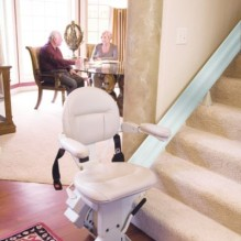 Bruno Elite Staight Stairlift